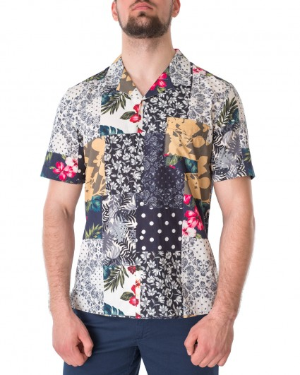 Рубашка мужская MMSS00168-FA430472-6002/21-2