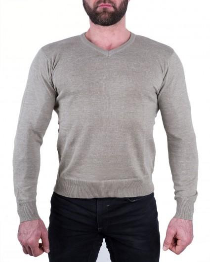 Пуловер чоловічий 138651/8-92-олива