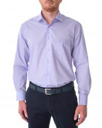 Сорочка чоловіча 153-CLASSIC-violet/21-22 (1)