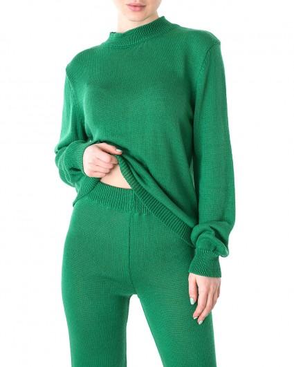 Костюм трикотажный женский S21-M119GL/21-зелений