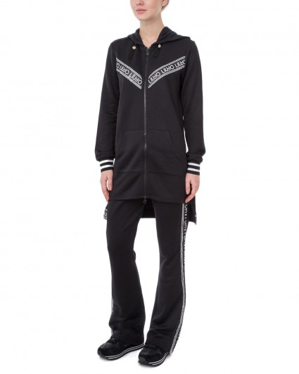 The suit is knitted female T69084-F0781-22222 ( T69082-F0781-22222 )/19-20
