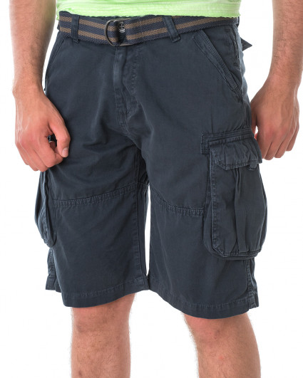 Шорты джинсовые мужские 147180-DRESS BLUES-blue/21