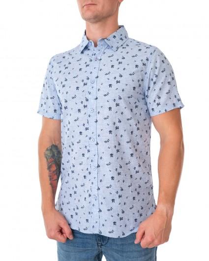 Рубашка мужская 145308 - blue /20