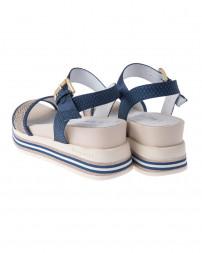 Босоножки женские 431-91484-6958-4152-blue/21-4 (6)