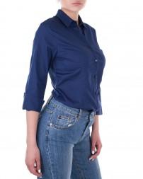 Блуза женская 20642-синий/8 (2)