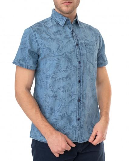 Рубашка мужская 142311-denim/20