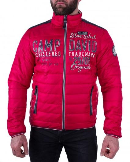 Куртка мужская CCB-1855-2792-red/8-91