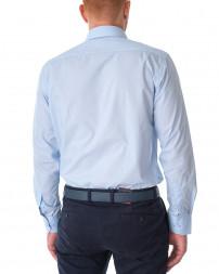Сорочка чоловіча 138-SLIM FIT-light blue/21-22 (6)