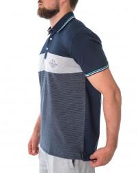 Поло чоловіче 147209-DRESS BLUES-blue/21 (3)