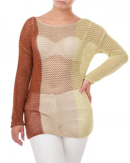 The jumper is female 0004755-коричн./9