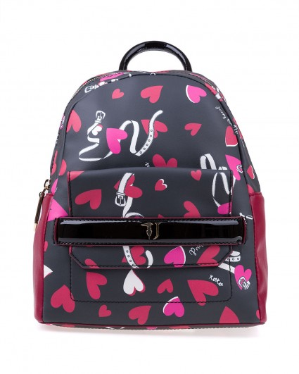 The backpack is female 75B00557-9Y099993-K501/8-91