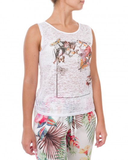 The undershirt is female 138297-бел./9