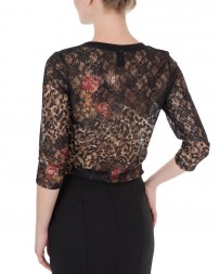 Блуза  жіноча  CFC0030454004/4-5        (11)