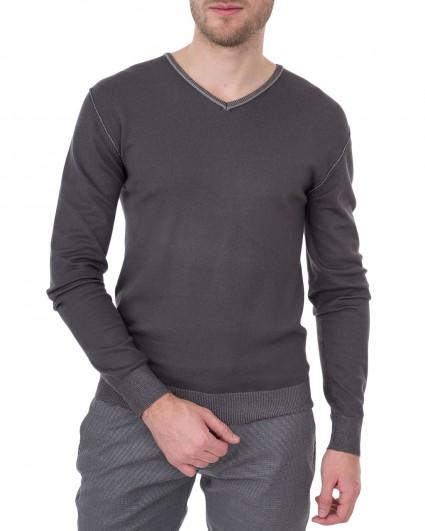 Пуловер чоловічий  128214-asphalt/6-7