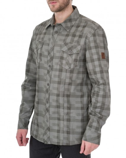 Рубашка мужская 126528-хаки/6-7