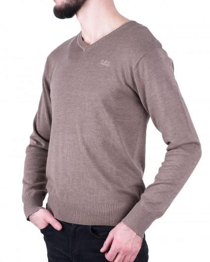 Пуловер чоловічий 140889/8-91-коричн.