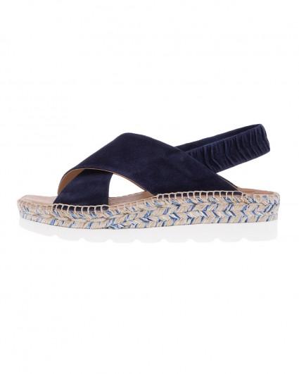 Обувь женская 19KV9202-синий/91