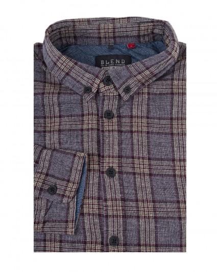 Рубашка мужская 20709465-70817/19-20-3-1