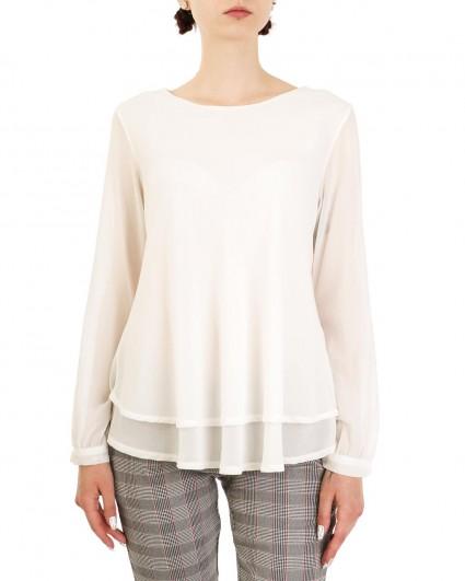 Блуза женская 00004146/8-бел.