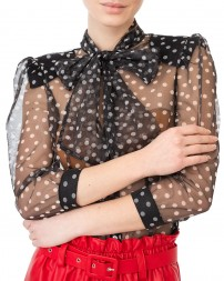 Блуза женская C975FF08-чорний/20 (3)