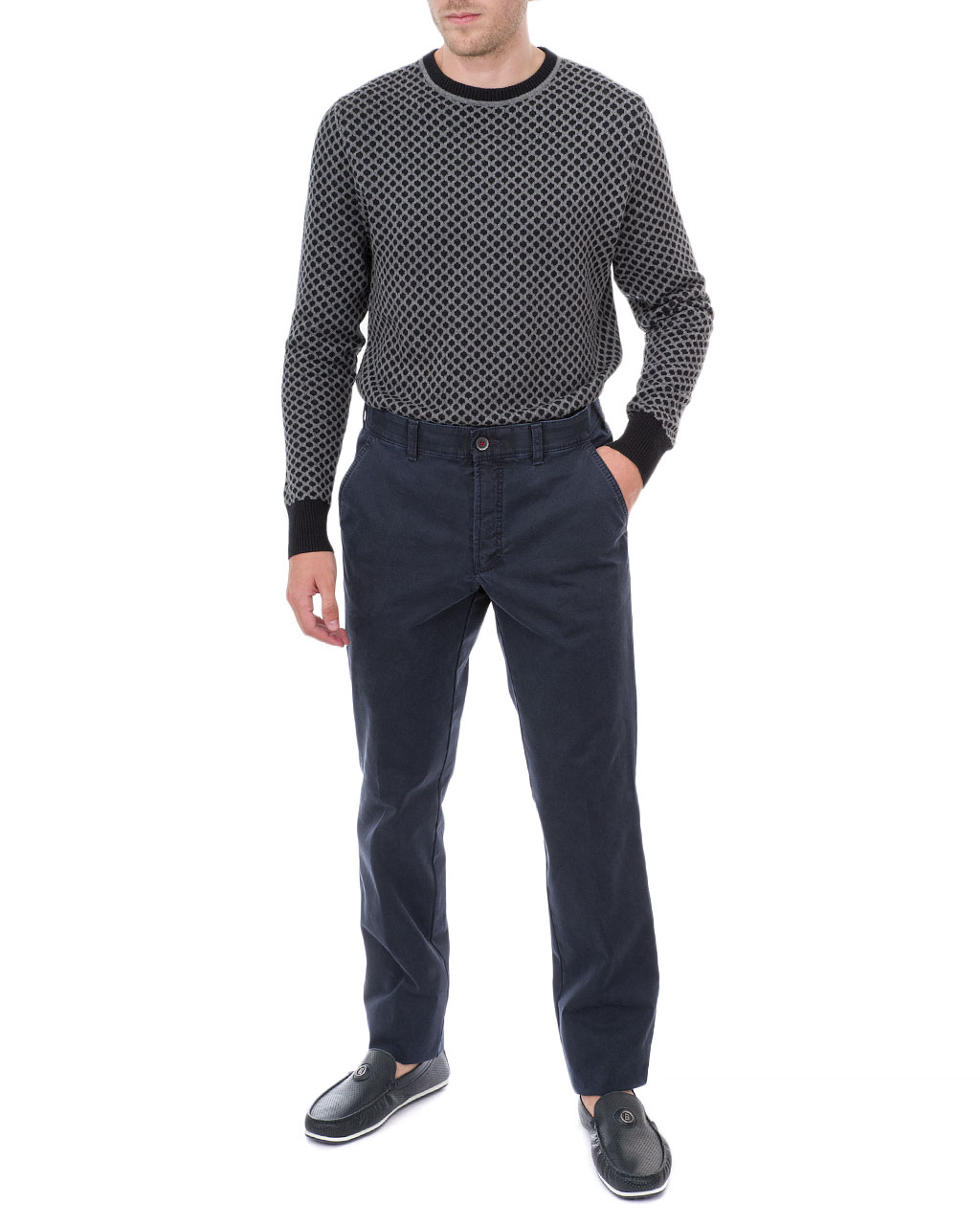 Men's trousers Garvey 6429-44/19-20 (2)