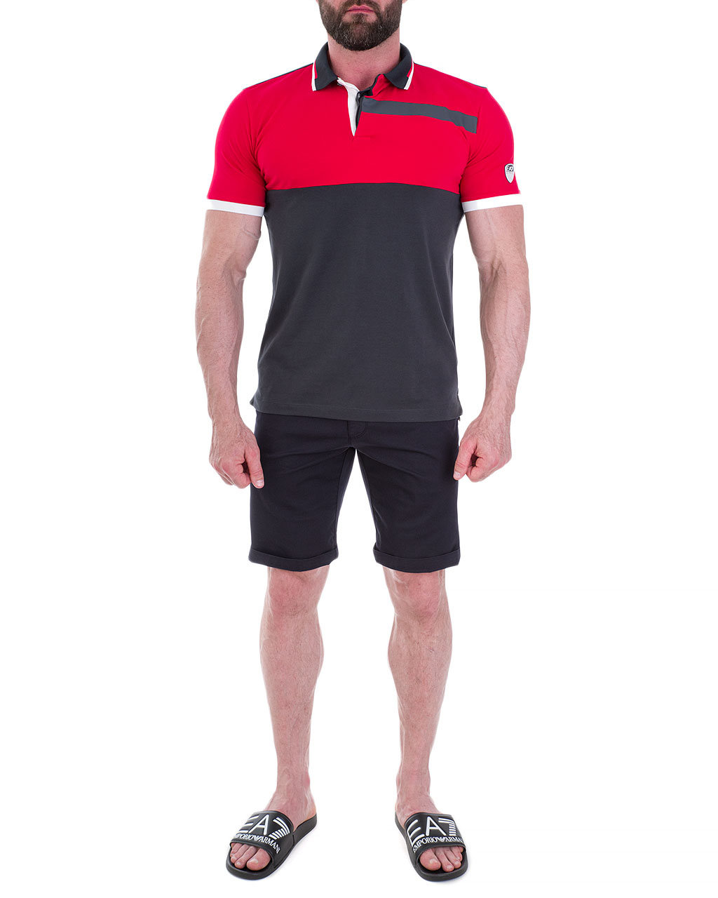 Men's polo 3GPF80-PJ20Z-1578/92-1 (2)