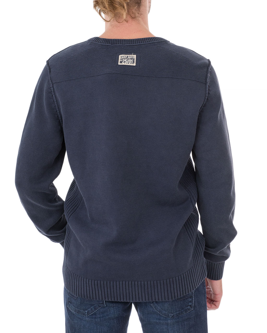 Men's jumper 1809-4770/8-92-синий (6)