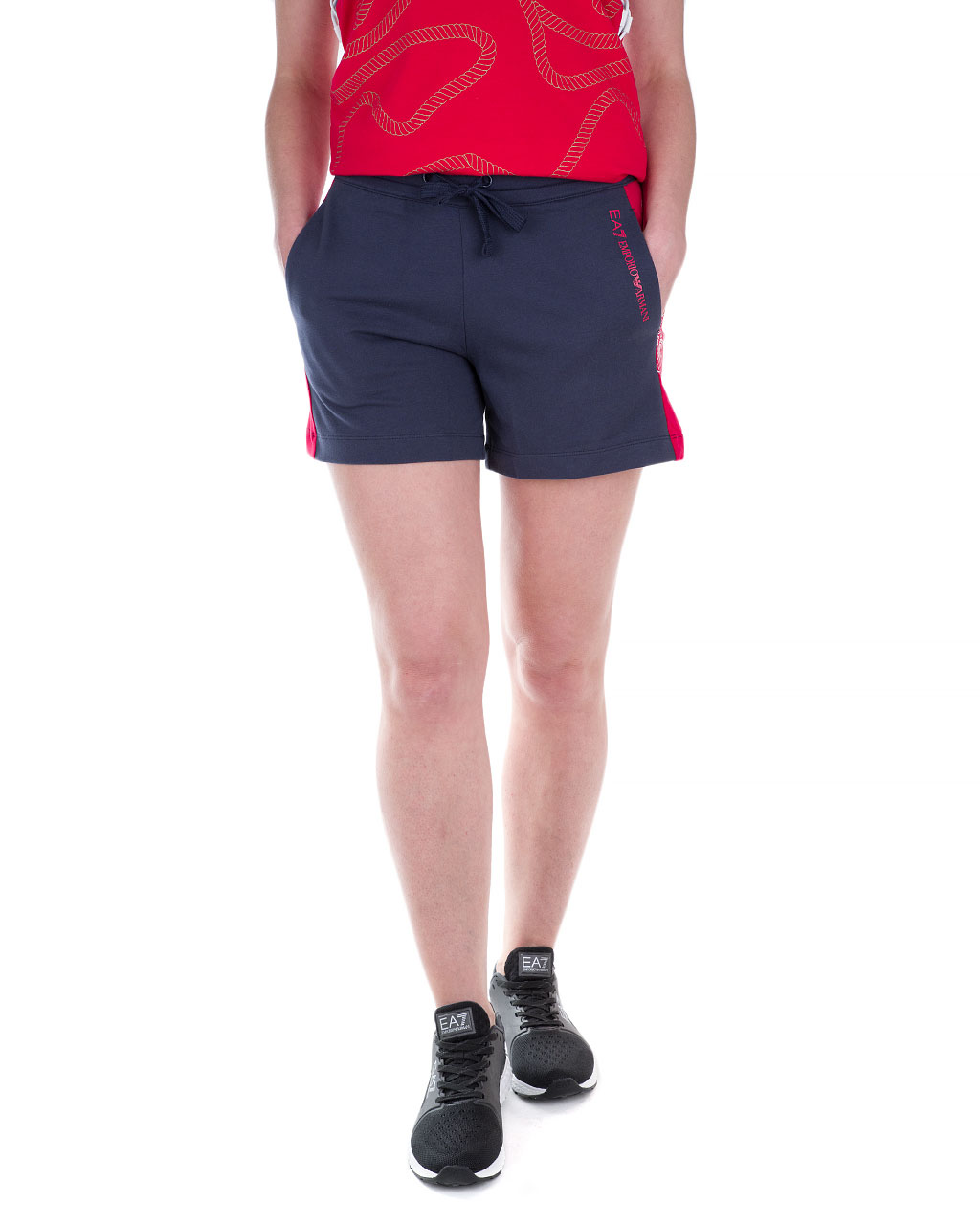 Women's sports shorts 3GTS55-TN31Z-1554/91 (4)