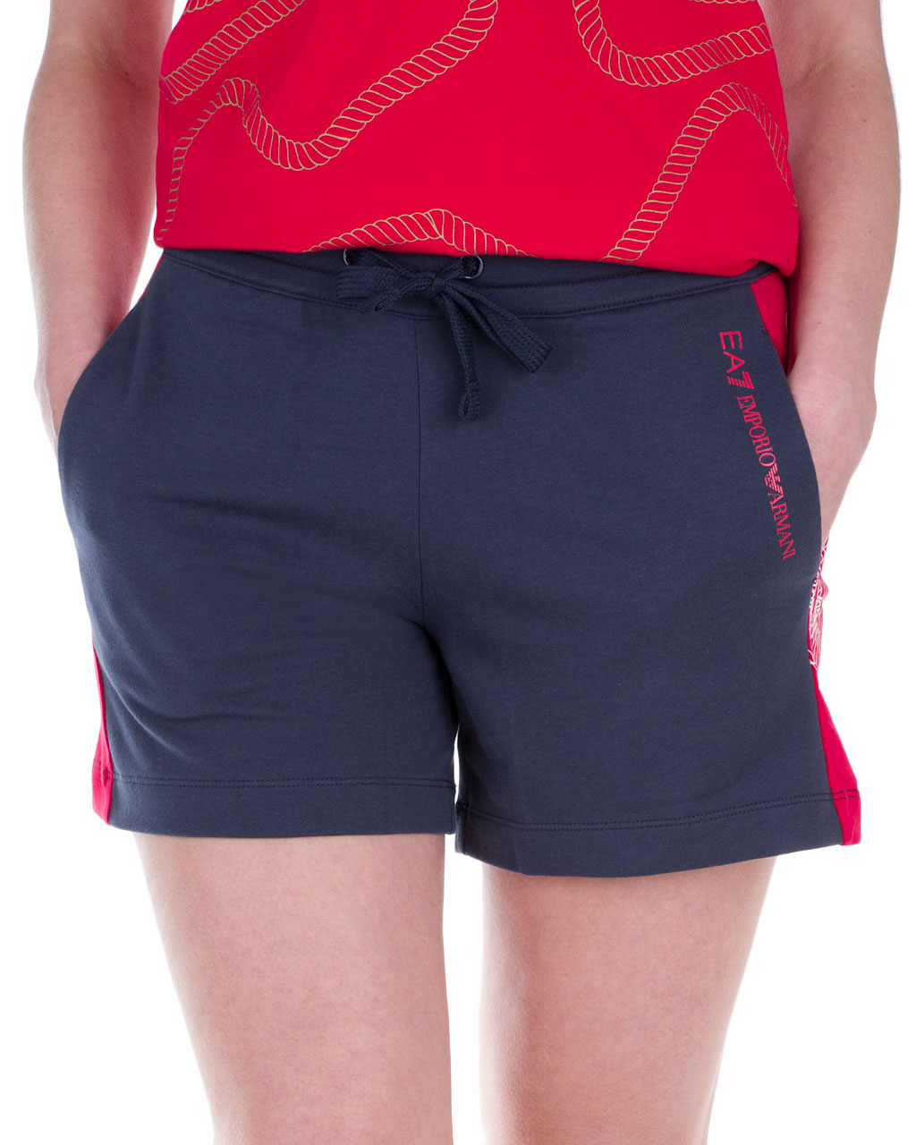 Women's sports shorts 3GTS55-TN31Z-1554/91 (1)