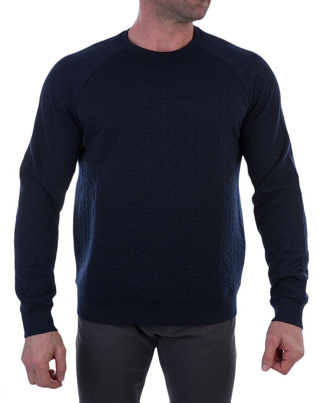 erilaisia tyylejä söpö uusi kokoelma Men's knitwear ARMANI JEANS (original) 6Y6M10-6J1NZ-2599/7 ...