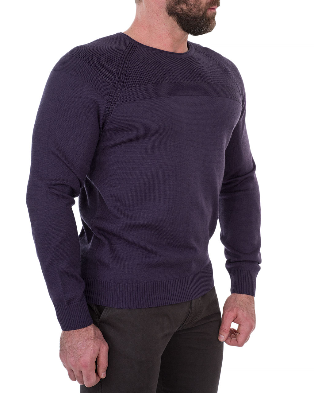 Men's jumper 7450-45532-860/19-20--2 (4)