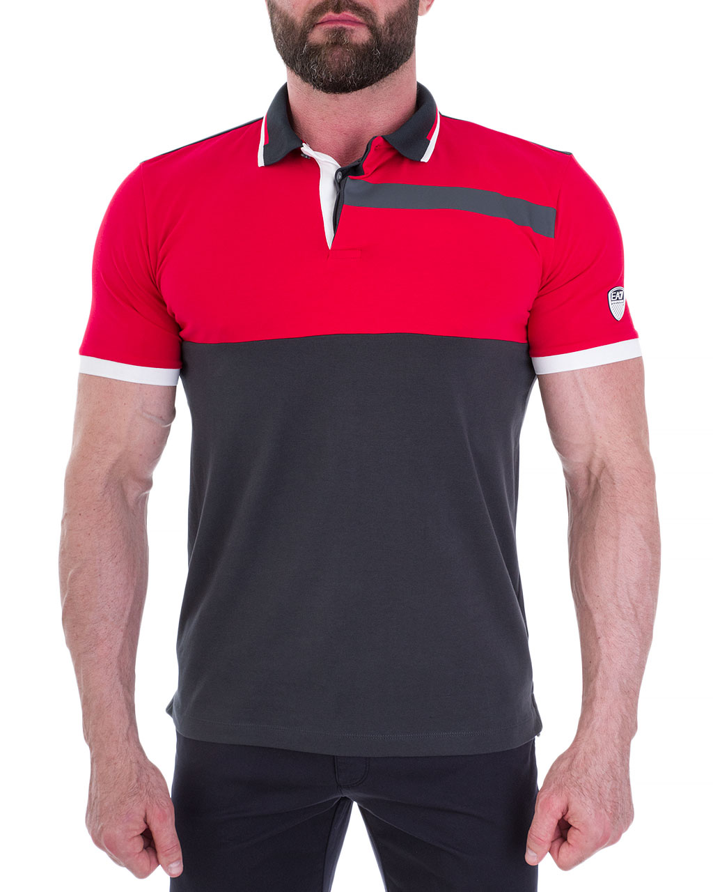 Men's polo 3GPF80-PJ20Z-1578/92-1 (1)