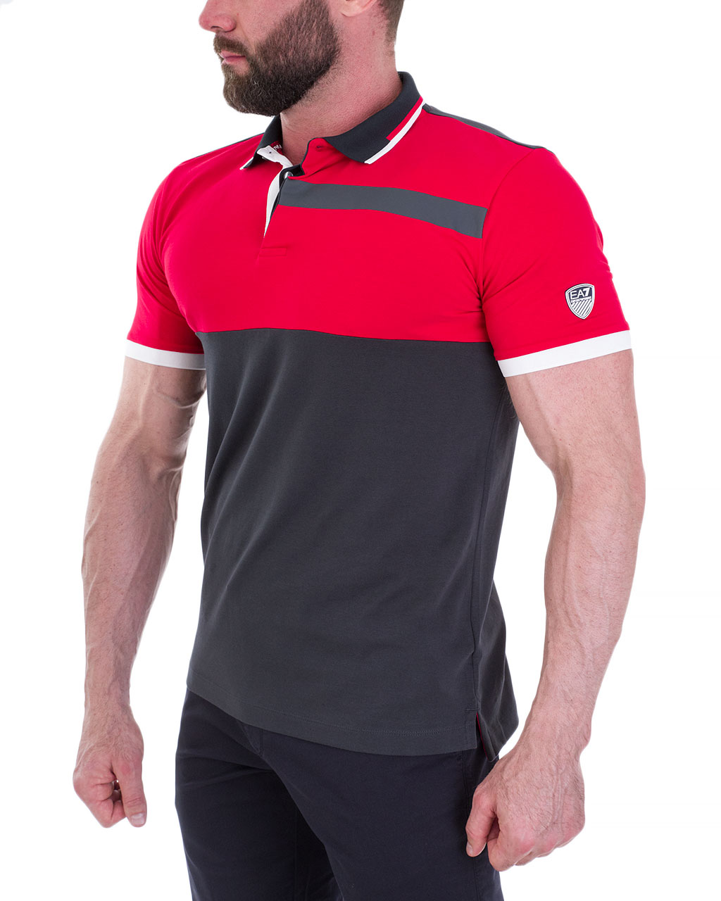 Men's polo 3GPF80-PJ20Z-1578/92-1 (3)