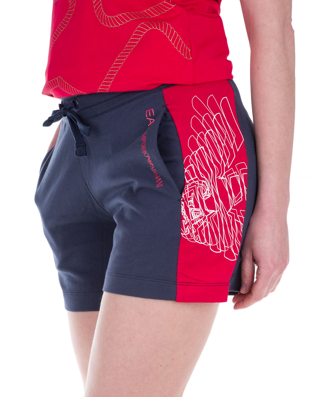 Women's sports shorts 3GTS55-TN31Z-1554/91 (2)